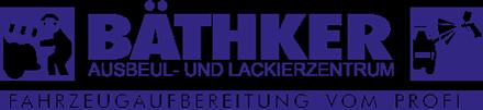 Bäthker Ausbeul- und Lackierzentrum Mobile Retina Logo